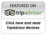 Featured on TridAdvisor logo.