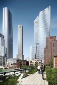 Buildings on the Way to Ground Zero.