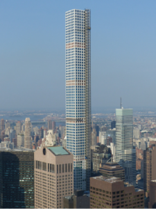 432 Park Avenue Building, New York City.